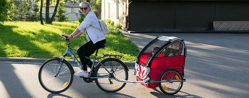 Thule cykelvagn – en produkt med många fördelar